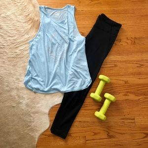 Old Navy Active Go- Dry Graphic Tank Top